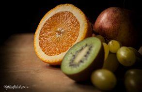Früchte im richtigen Licht