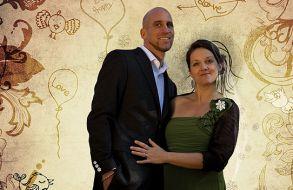Hochzeitsportrait O. & K.