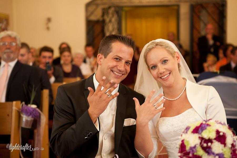 verheiratet :o)