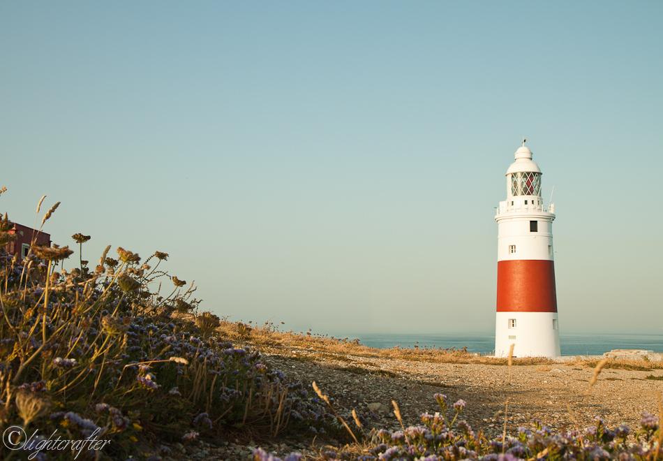 Südlichster Leuchtturm Europas bei Gibraltar<br />