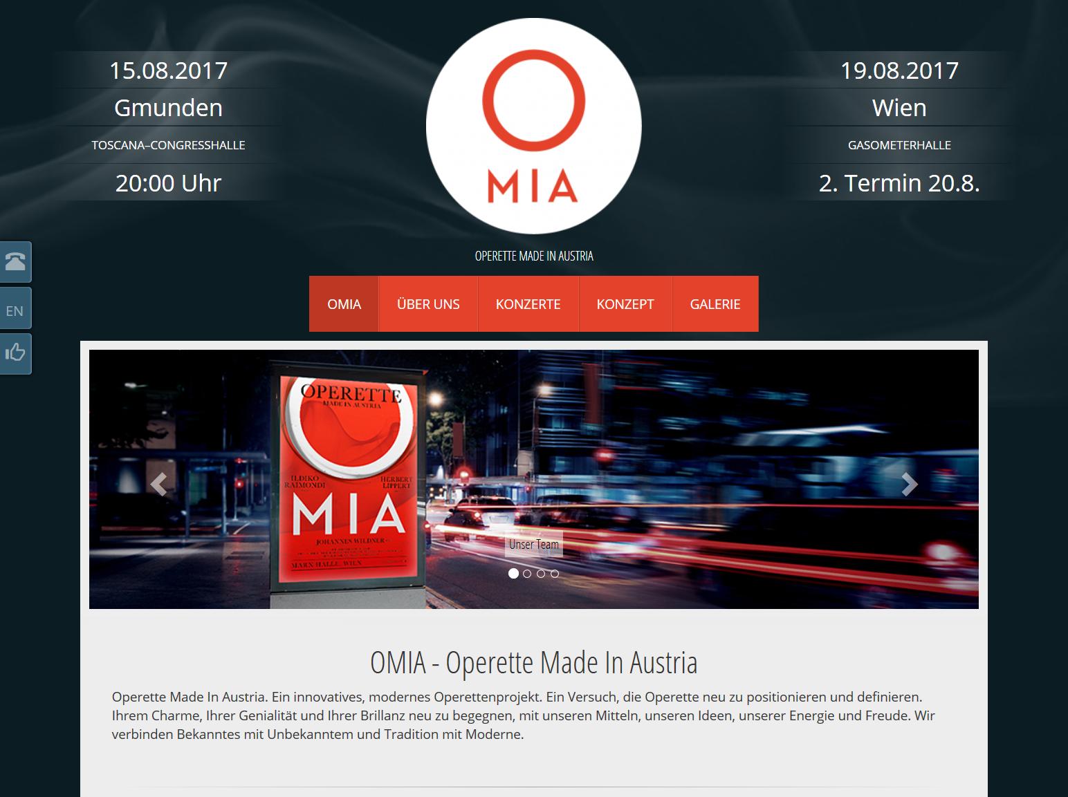 OMIA Startseite